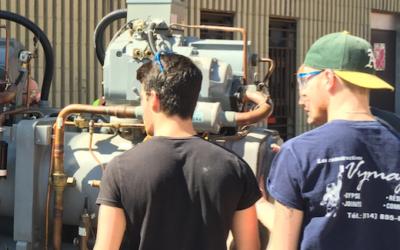 BAULNE aide à former la relève de frigoristes à Lachine