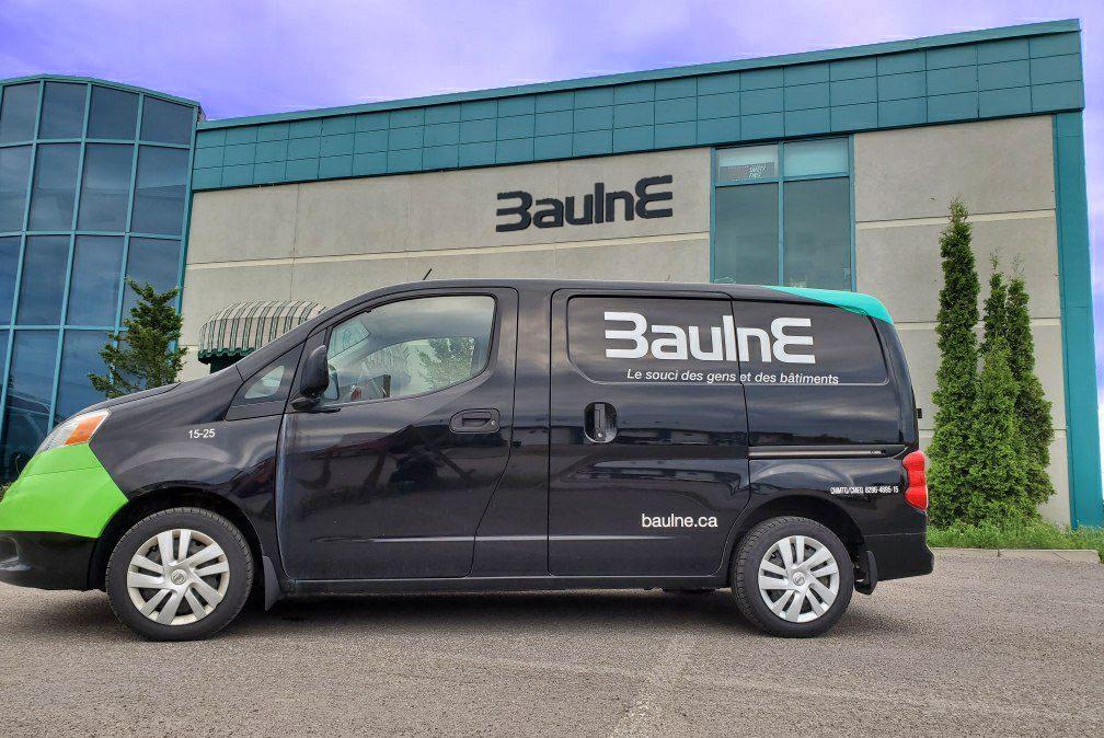Un nouveau bureau pour l'équipe BAULNE à Québec