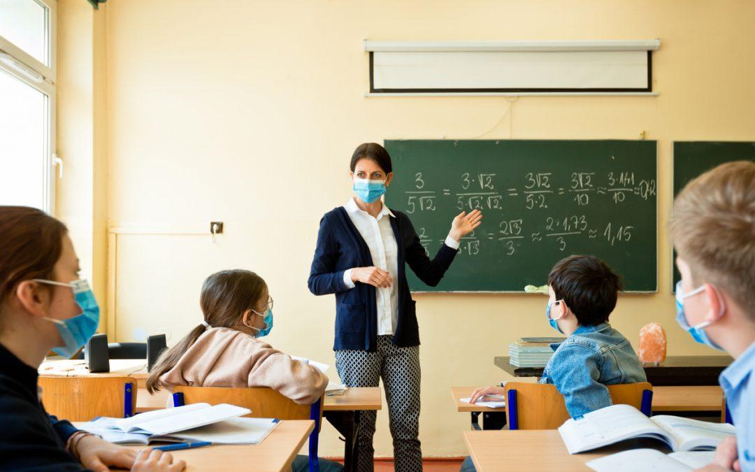Pour Noël, offrez un purificateur d'air aux écoles